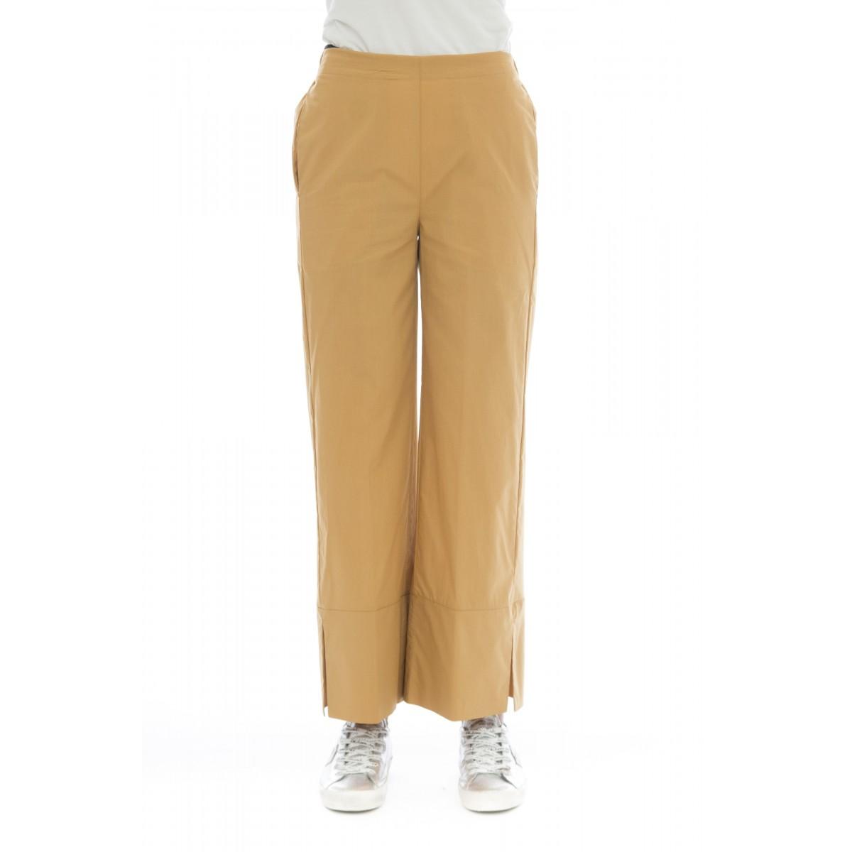 Pantalone donna - J4131 pantalone cotone