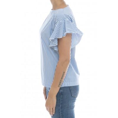 Camicia donna - 6320 65236 camicia rigata