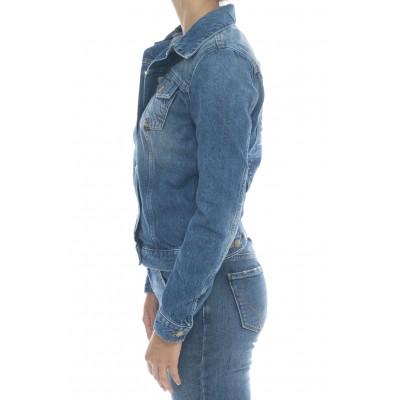 Giubbino - Jkt ross giubbino jeans borchie