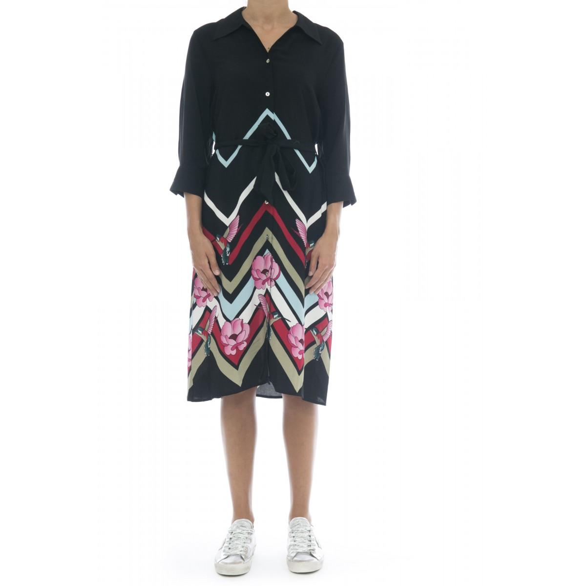 Vestito - S30207 vestito stampa