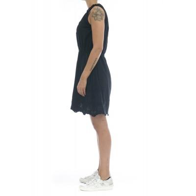 Vestito - S30215 abito senza maniche