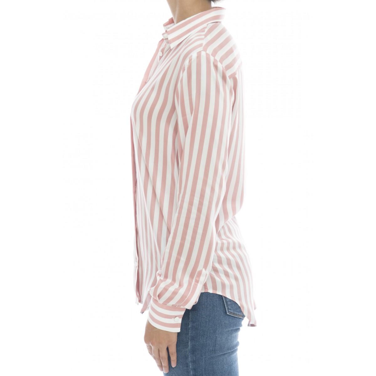 Camicia donna - 1105 65233 camicia cotone seta