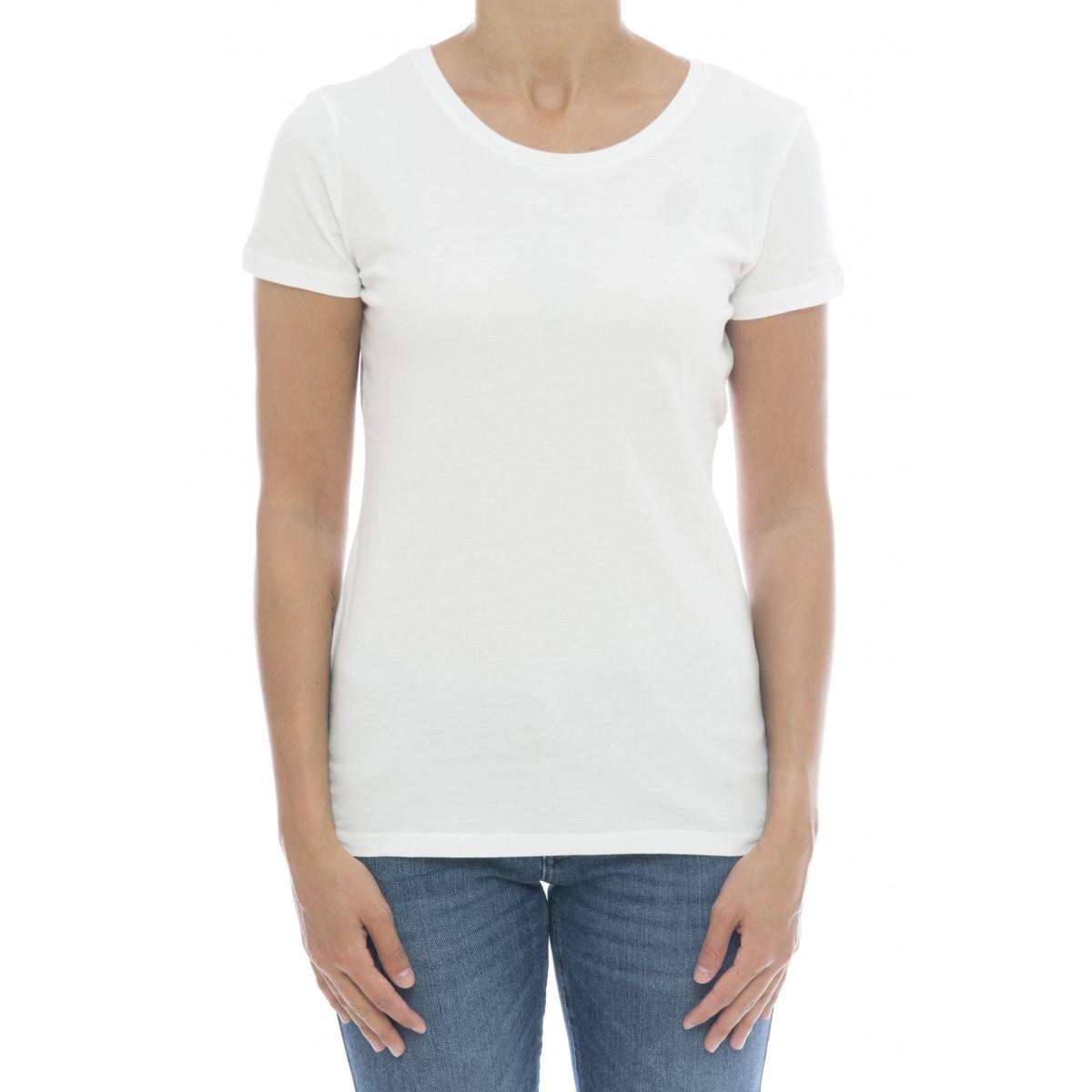 T-shirt - Fts18 m007 t-shirt cotone deluxe