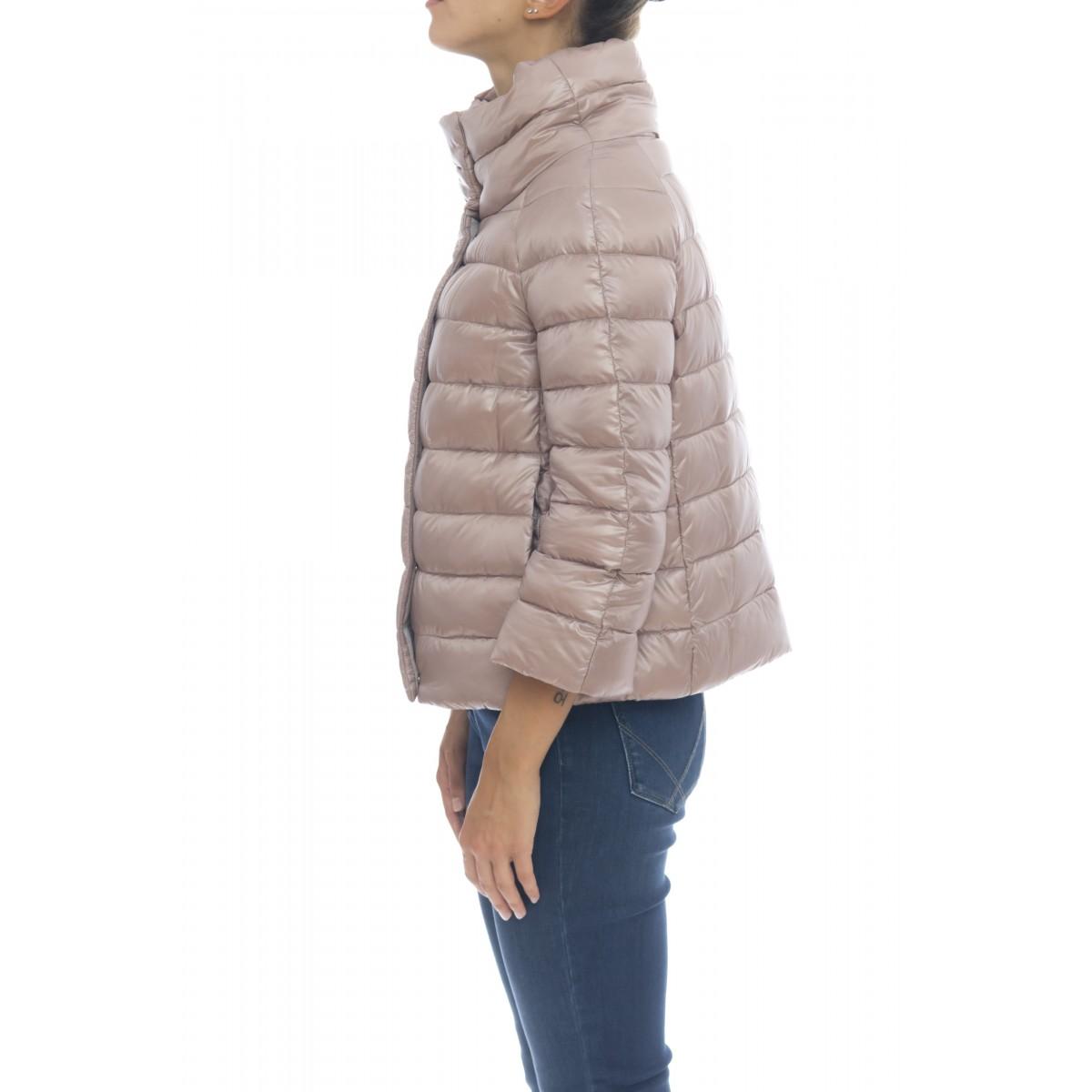 Woman Down Jacket - PI0046DIC 12017 sofia nyl ultra 2 down