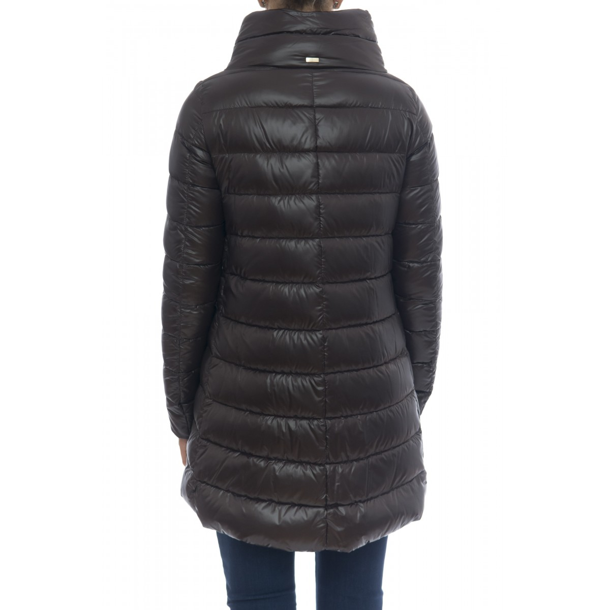 Woman Down Jacket - PI0505DIC 12017 Amelia nyl ultralight 2 down
