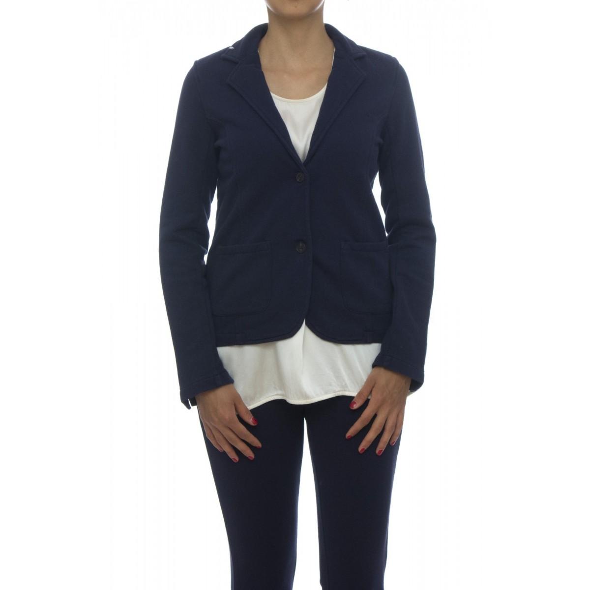 Felpa donna - 27217 giacchina in felpa
