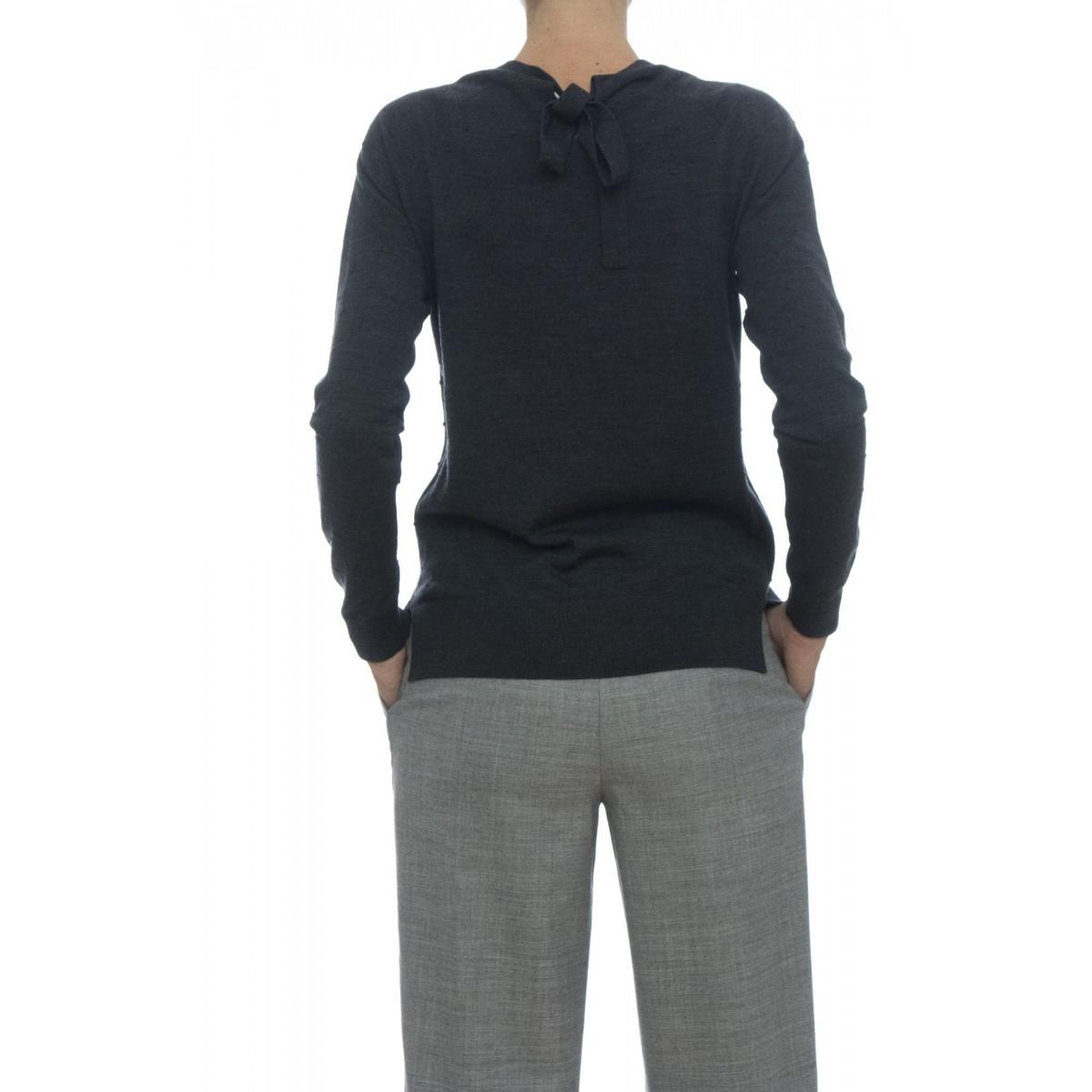 Maglia donna - 27239 maglia lana merinos extra fine