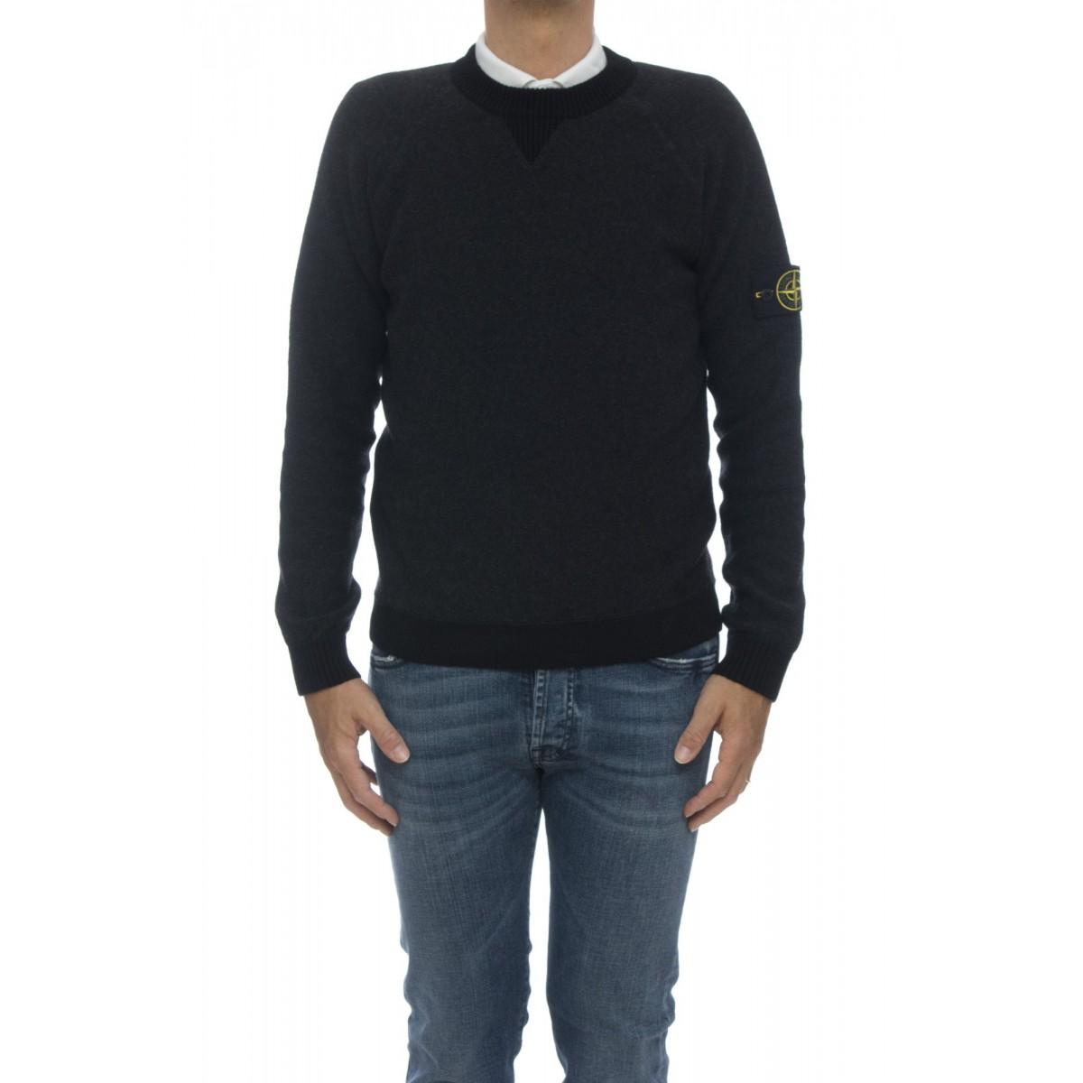 Maglia uomo - 529d9 girocllo lana cashmeire