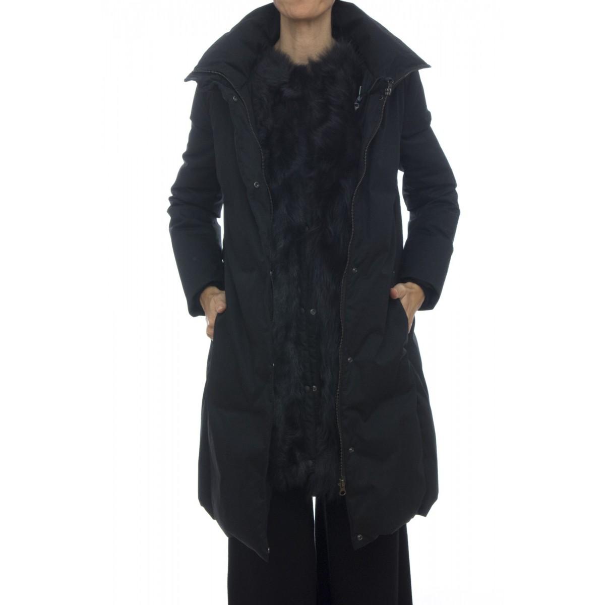 Piumino - Ww cps2533 lm10 ws coccon coat
