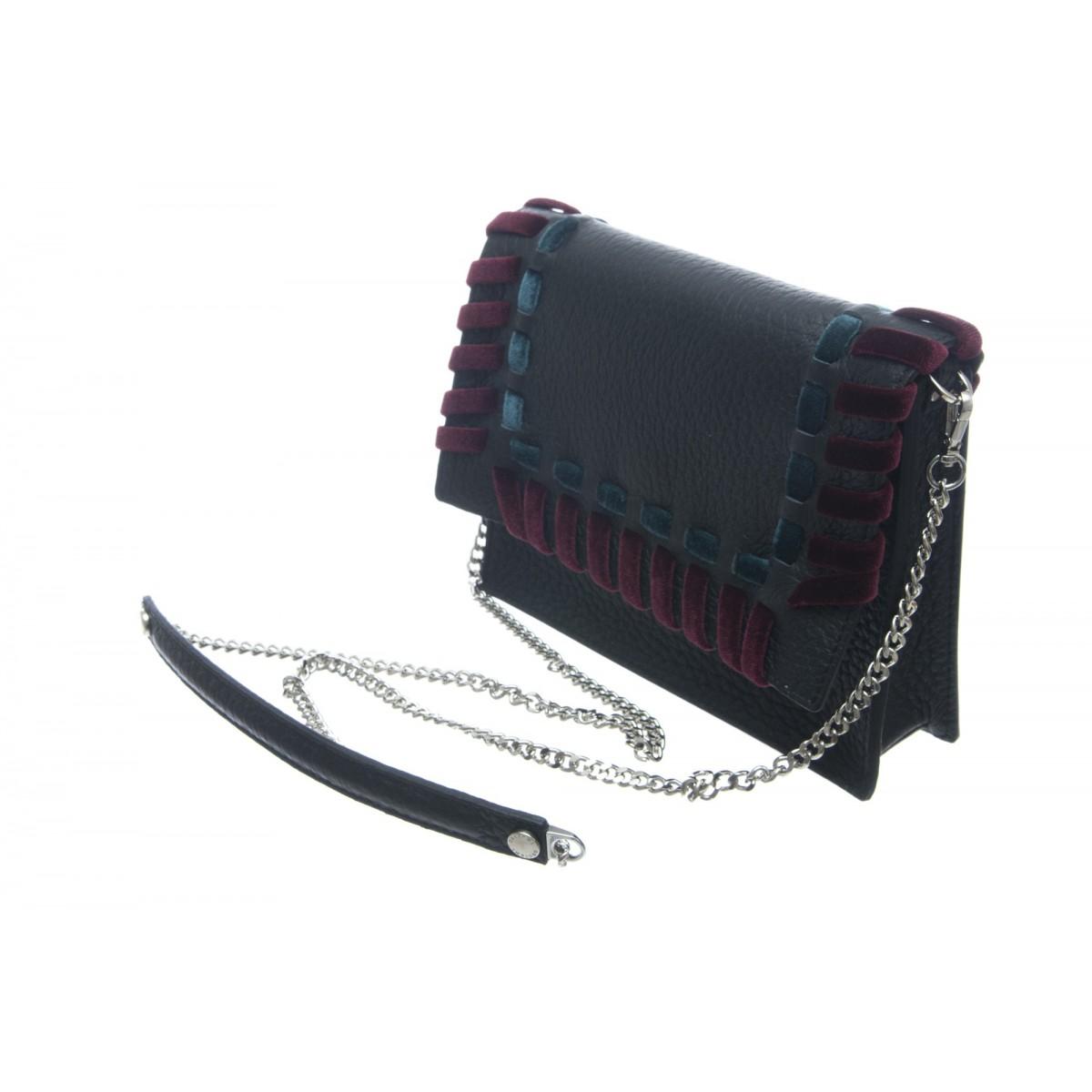 Bags - Sd0144 ethnic velvet