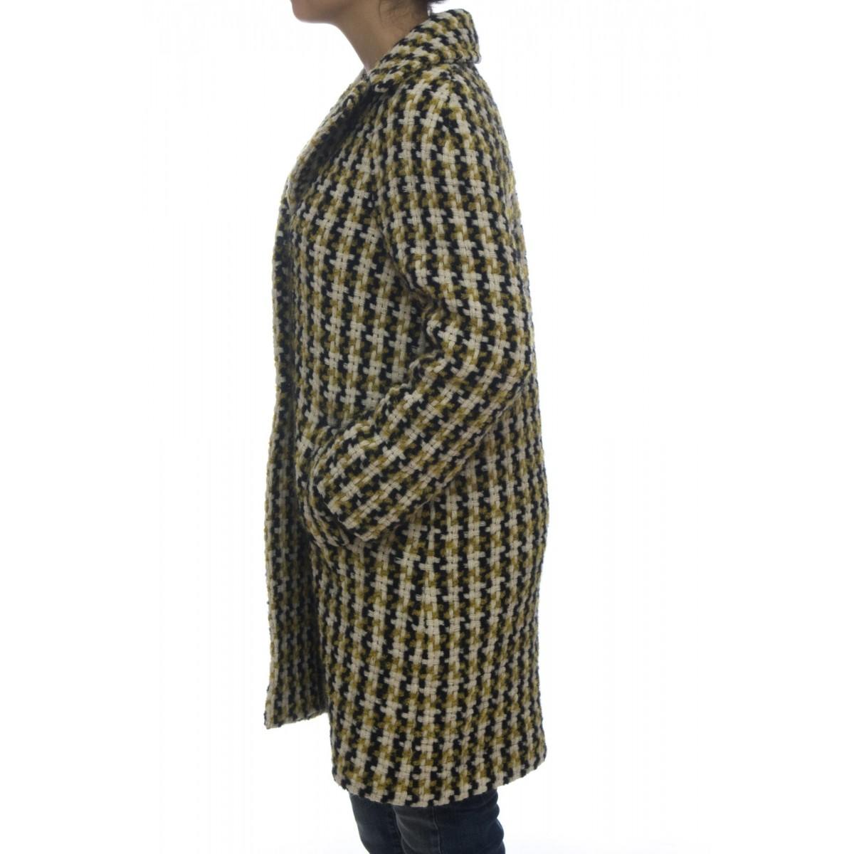 Cappotto - Fd1016  cappotto fantasia