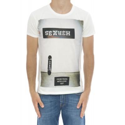 T-shirt - Icon white h