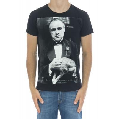 T-shirt - Icon black padrino