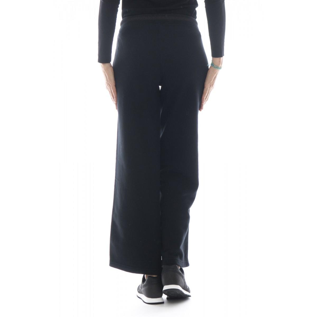 Pantalone donna - 27235 pantalone tuta largo