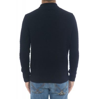 Maglieria - Rd02303 maglia merinos extra fine lavorata
