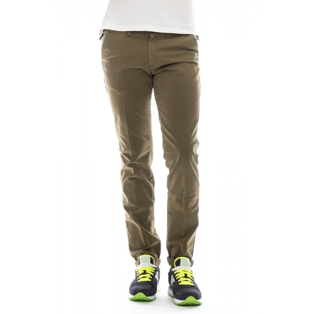 Pantalone uomo - Lenny 396 tinta unita
