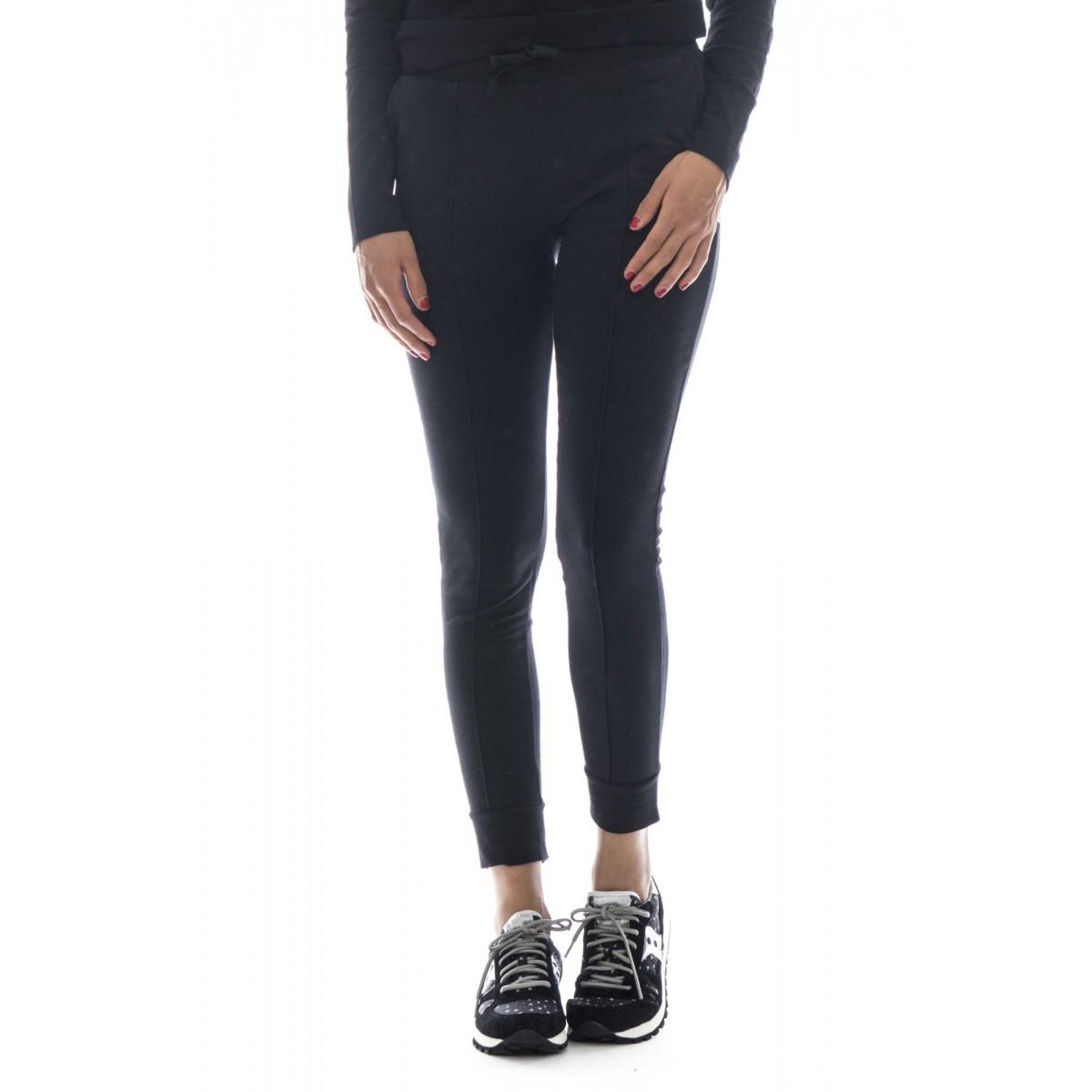 Pantalone donna - 4563d34 pantalone zip leggins