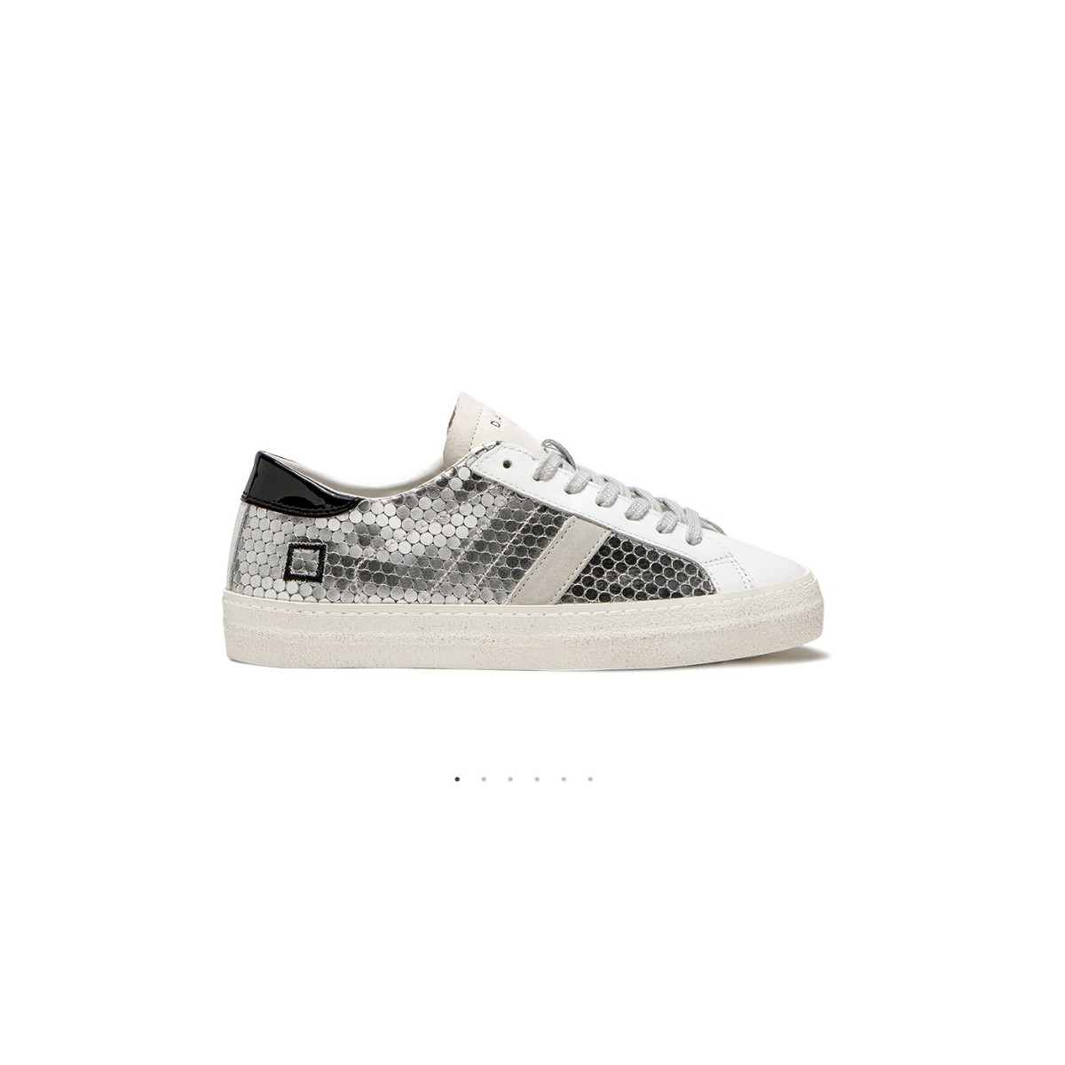 Scarpa - Hill low pong silver