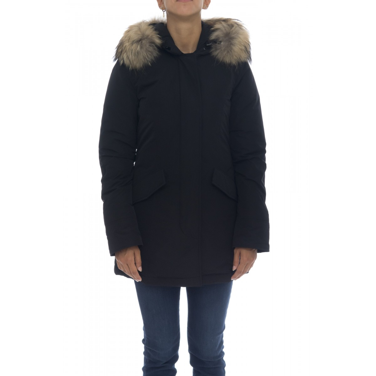 Parka Donna - WWOU0296 fr luxury artic parka fr