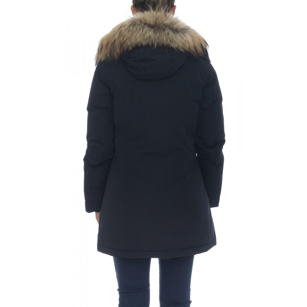 Parka Woman - WWOU0296 fr luxury artic parka fr