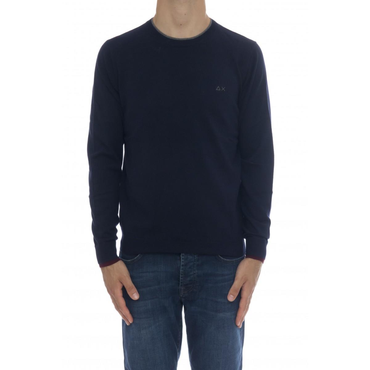 Maglia uomo - K40105 maglia girocollo