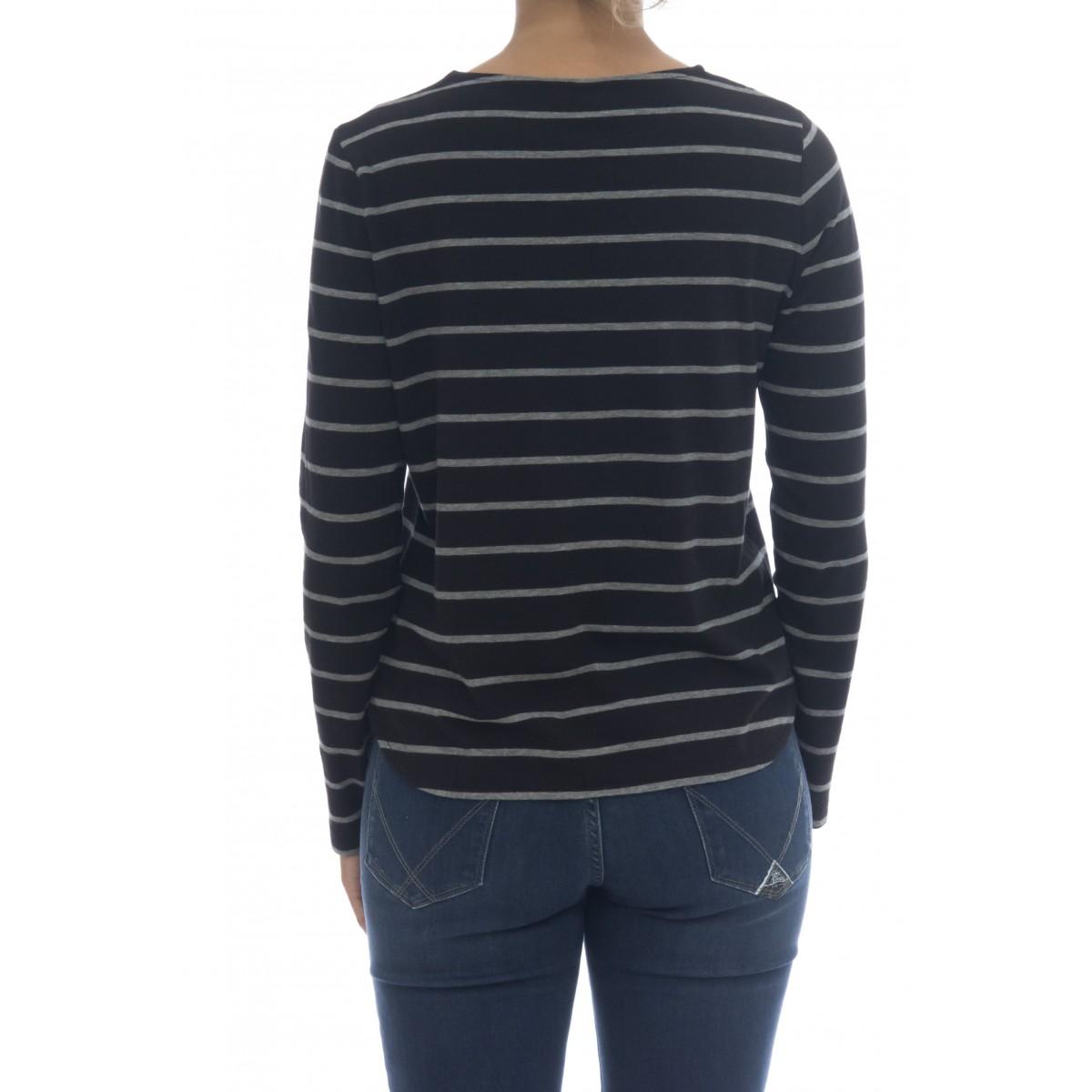 T-shirt - T40213 t-shirt rigata