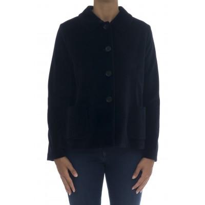 Cappotto - Fd1662 giacca velluto