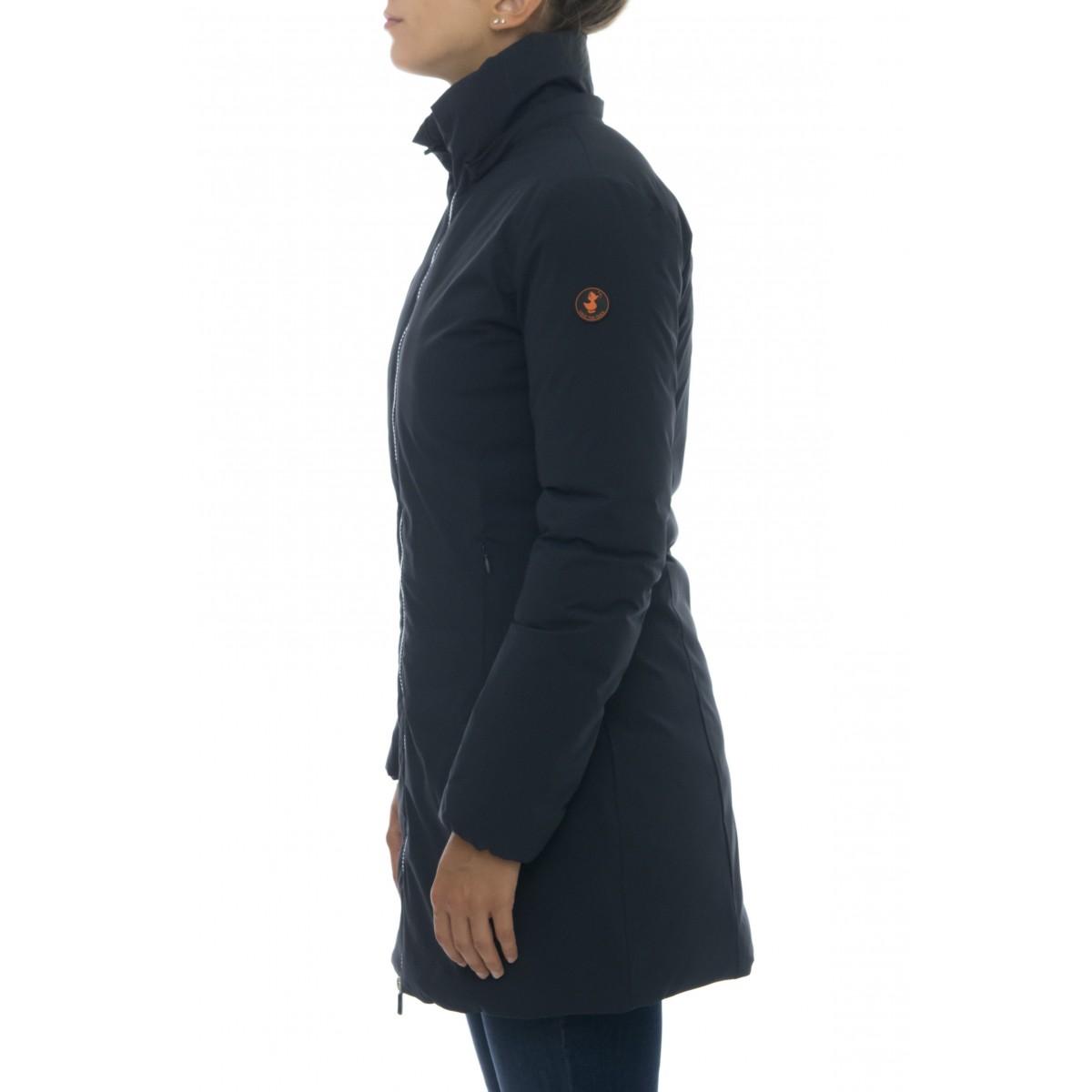 Piumino - D4006w matty cappotto sfiancato