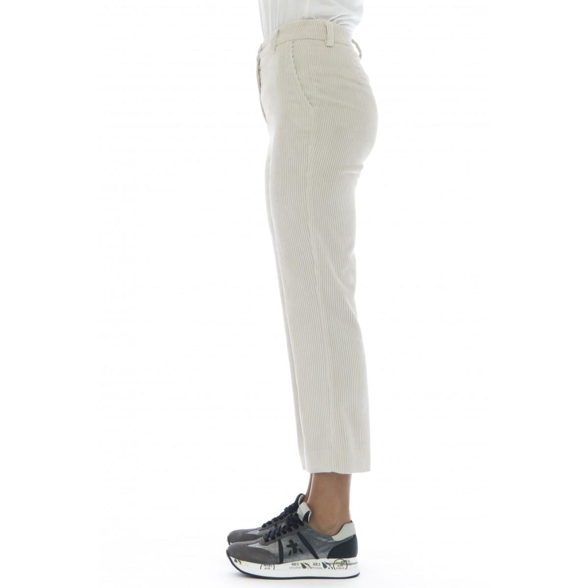 Pantalone donna - Mifey panta velluto