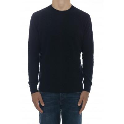 Maglia uomo - 1005/01 lana merinos 100% extrafine