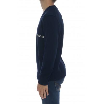 Maglia uomo - 810847 maglia cotone scritta logo