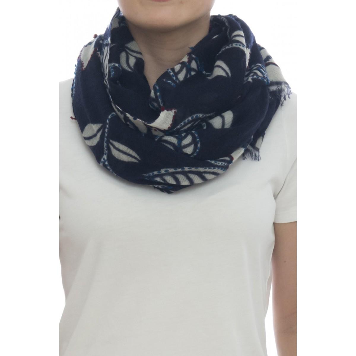 Sciarpa - Ortensia 7203 70 x 180  100% wool