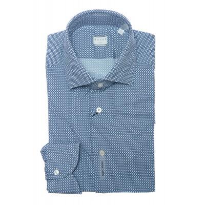 Camicia uomo - 558 71508 active shirt stampa