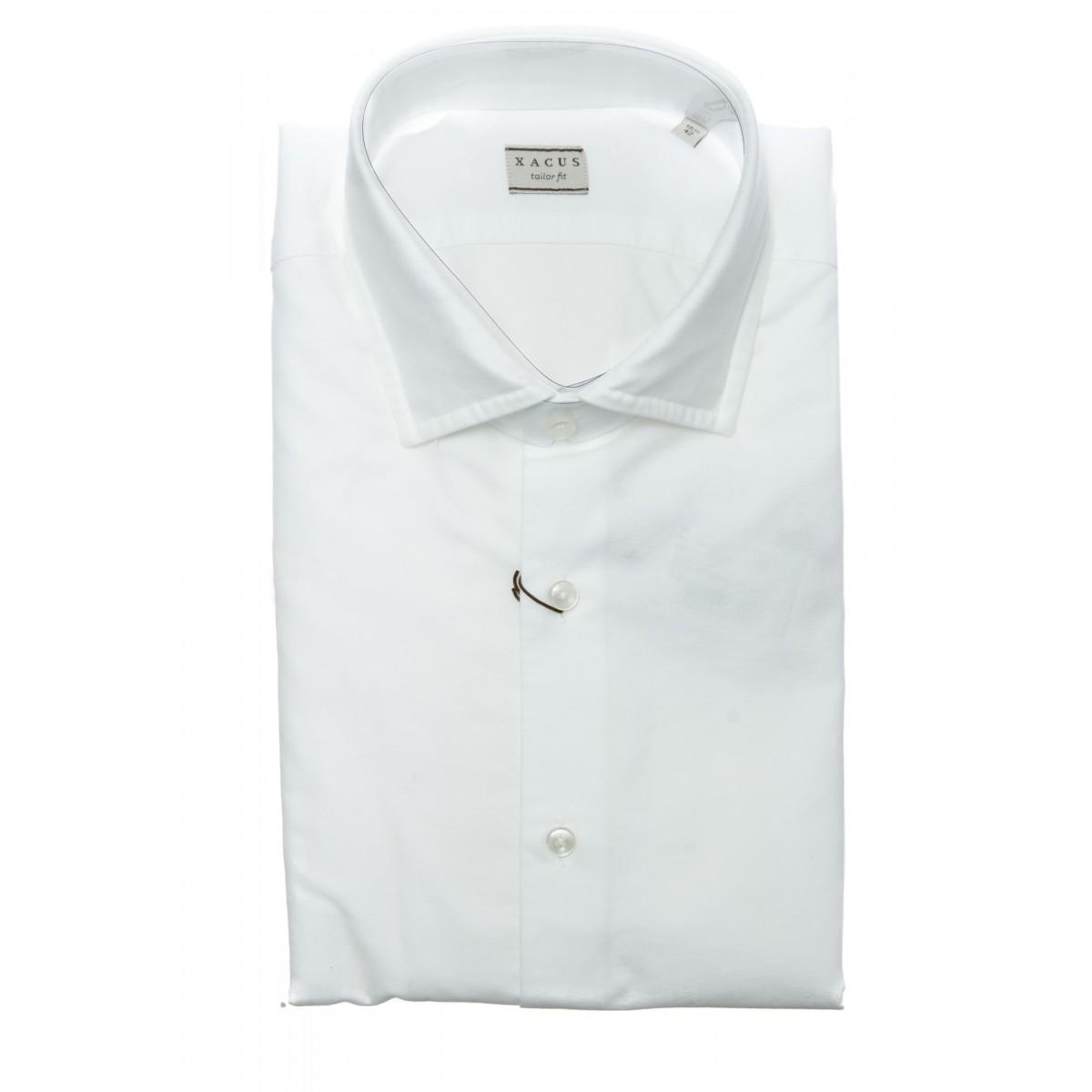 Camicia uomo - 748 11285 camicia lavata oxford