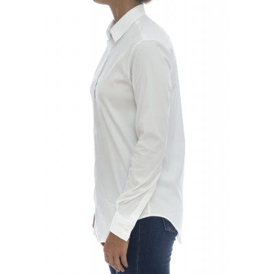 Camicia donna - Marta 15125 camicia pop strech albini