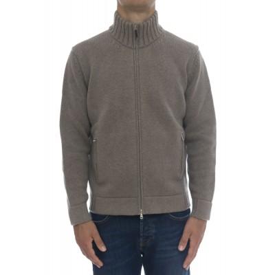 Maglia uomo - 1200/09 giubbino zip tasche