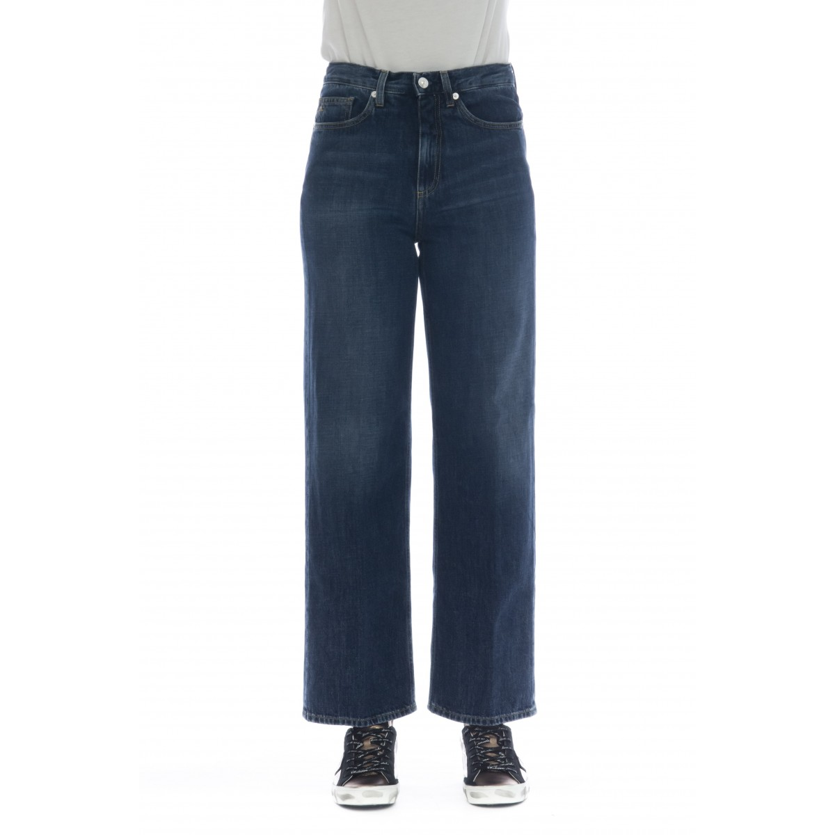 Jeans - Elsa ls03 jeans palazzo