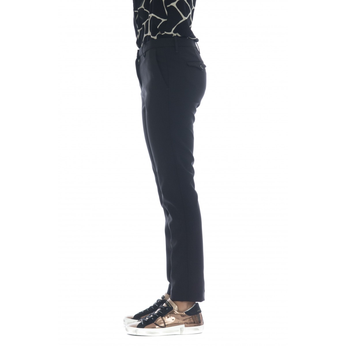 Pantalone donna - Reezy br64 tecnolana accopiata lycra