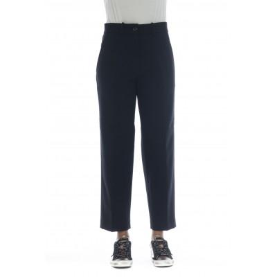Pantalone donna - Newtimw wt05 tecnolana accoppiata lycra