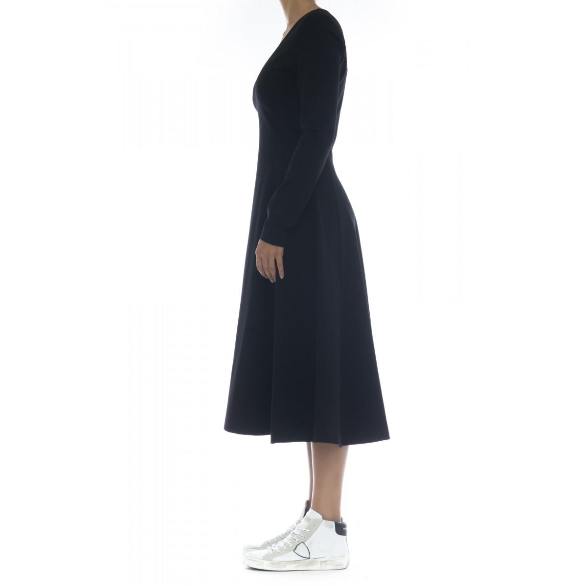 Vestito - J7006 vestito punto milano