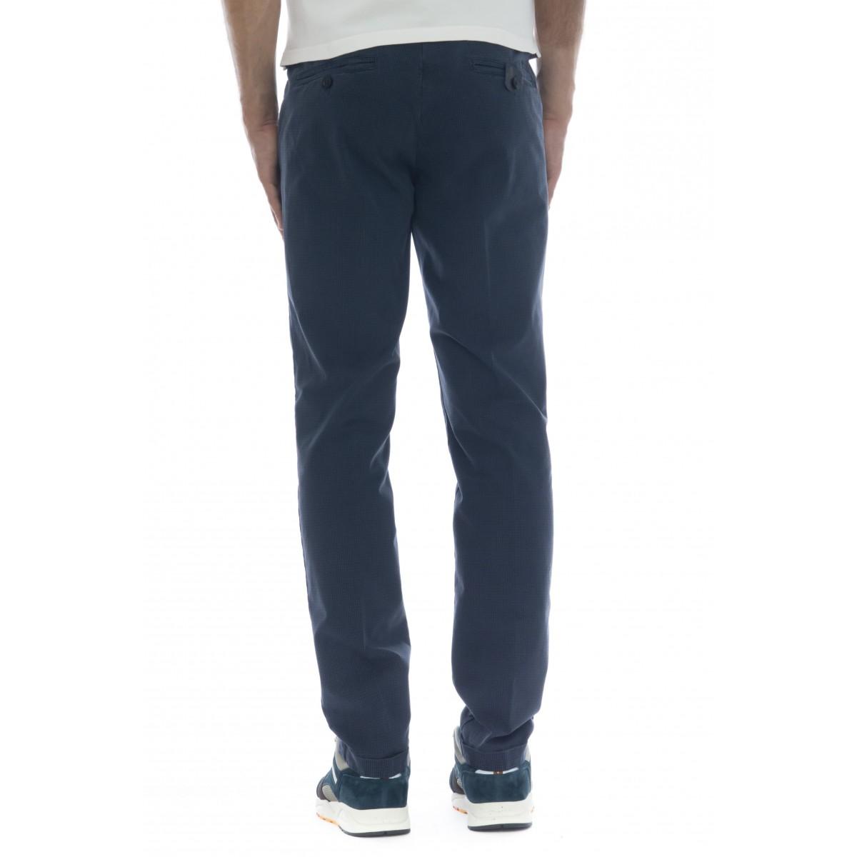 Pantalone uomo - Lenny 5602 microfantasia