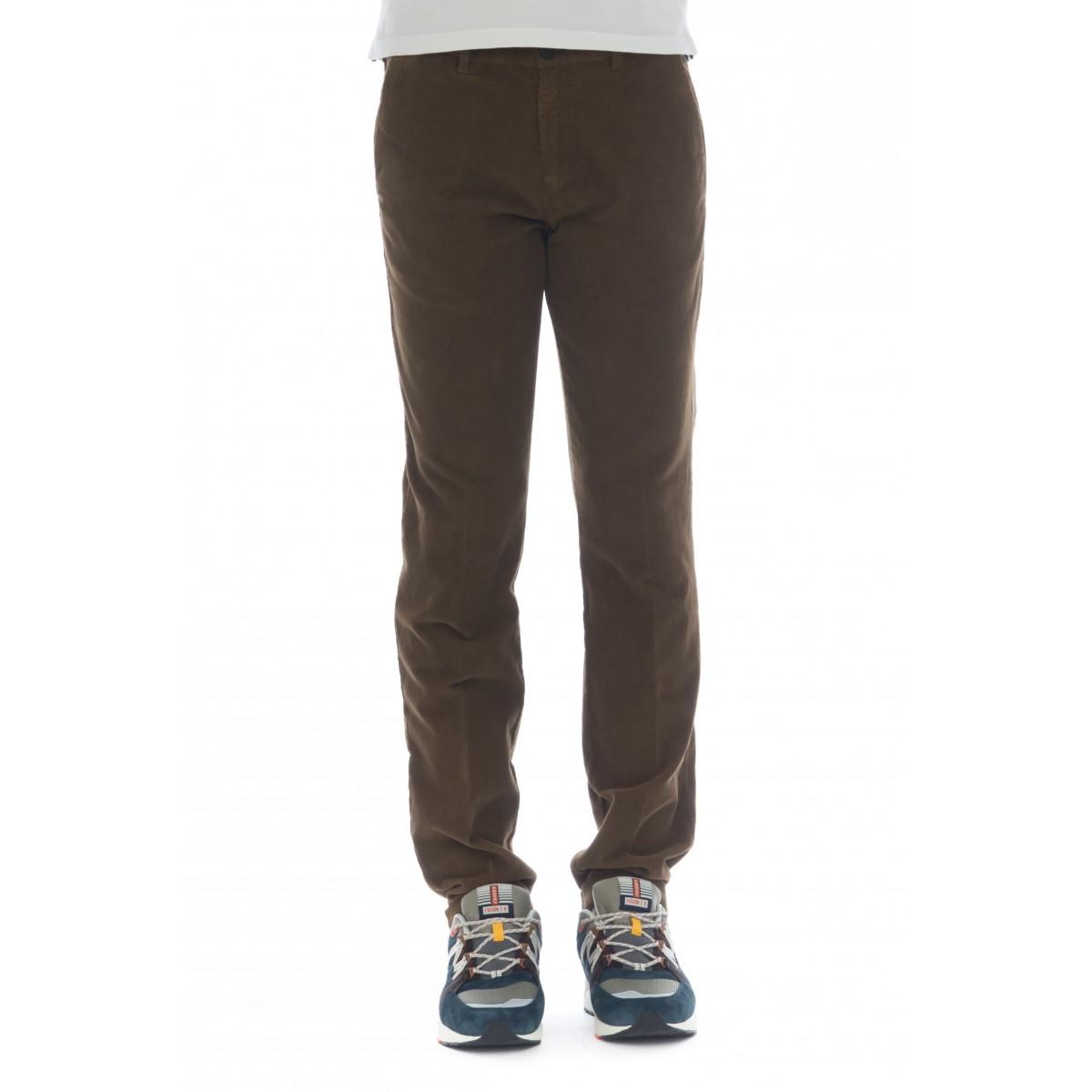 Pantalone uomo - Lenny 5615 microvelluto