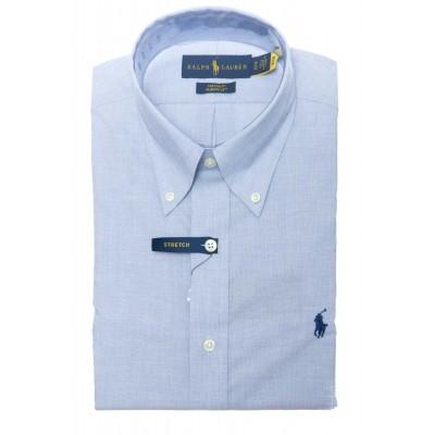 Camicia uomo - 824120 camicia popeline custom fit