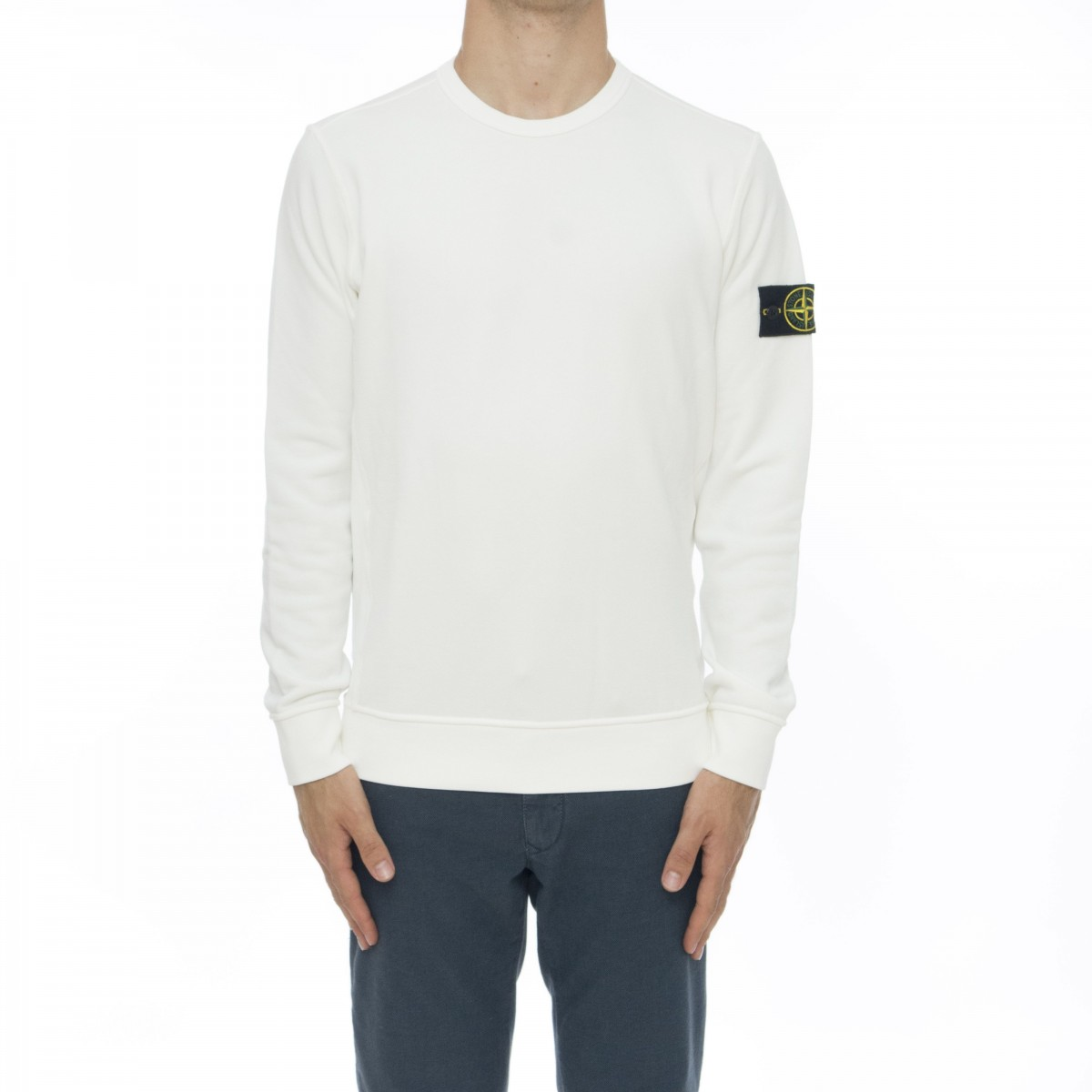 Felpa - 65247 felpa nylon cotone