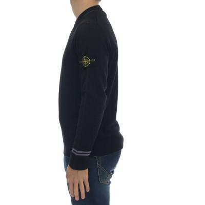 Maglia uomo - 555A8 maglia spruzzata dye +aerografo