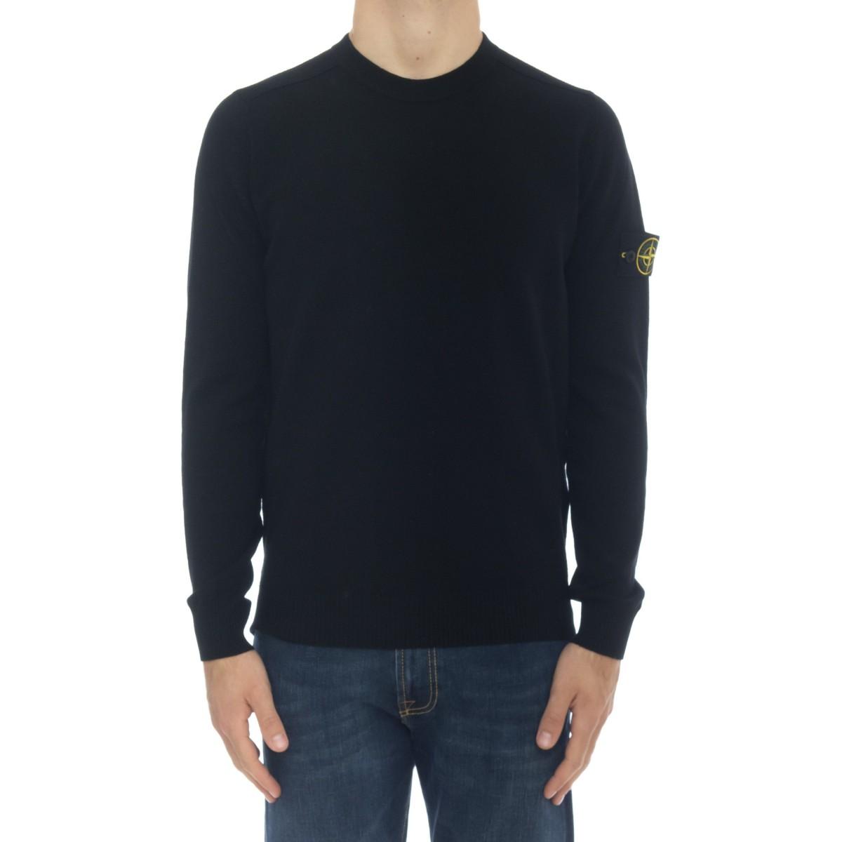 Maglia uomo - 591A1 maglia lana strech leggera