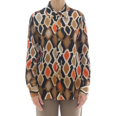 Camicia donna - J2023/r camicia stampa