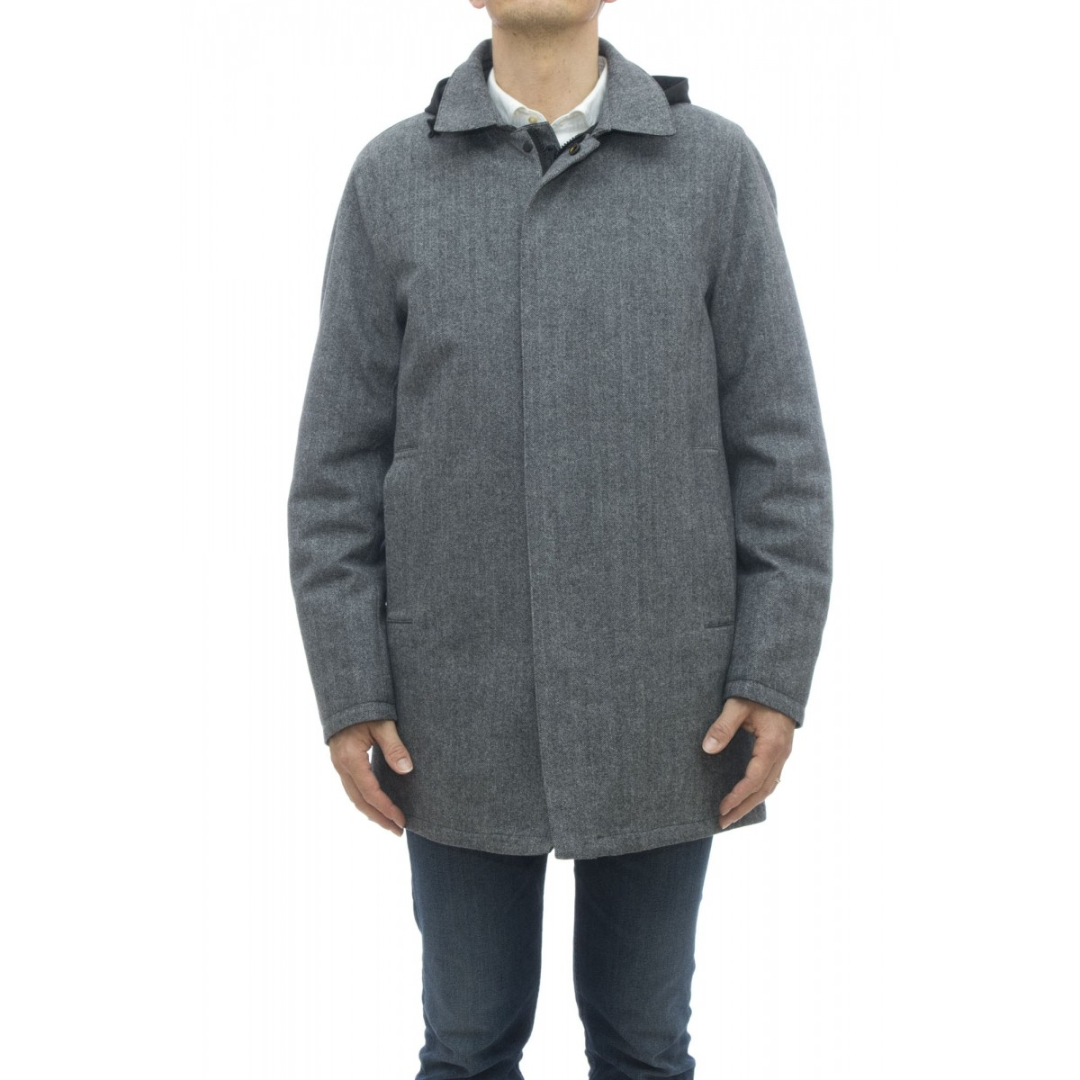 Piumino - Kyotot9316  trench lana zegna e 3m thinsulate