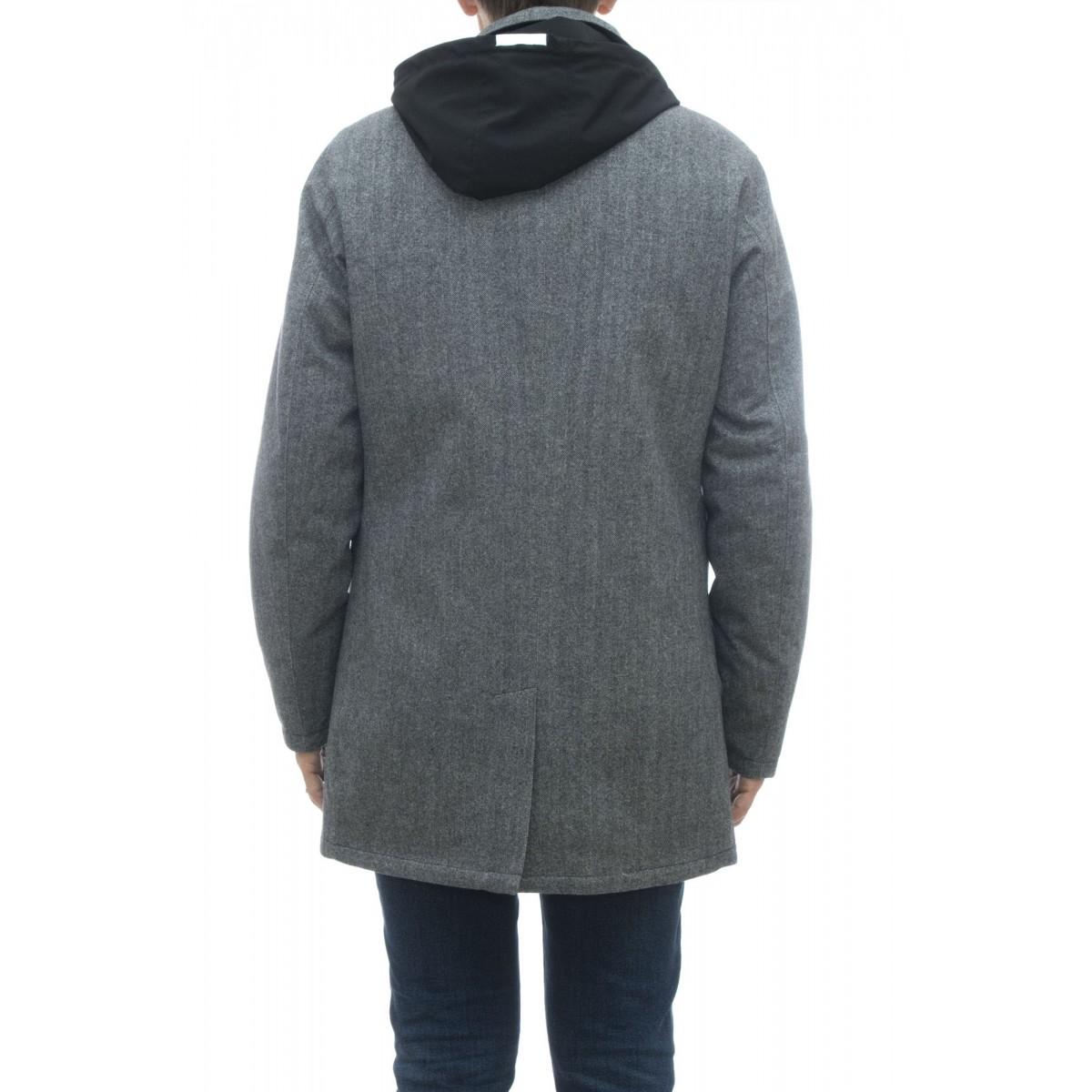 Piumino - Kyotot9316  trench lana zegna e 3m thinsulate