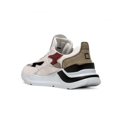 靴-フーガメッシュホワイト